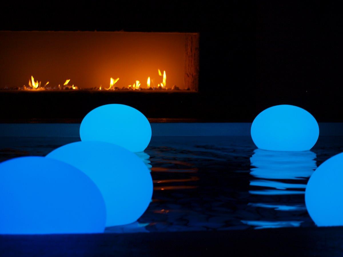 Schnurlose LED Beleuchtung