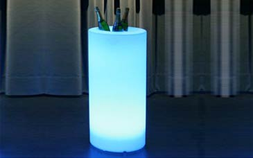 LED Wine-Cooler